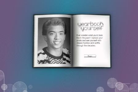 Yearbook yourself