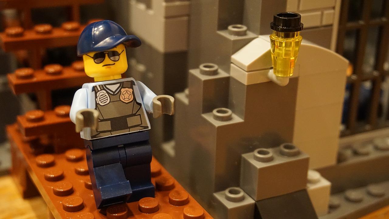 Lego Bauanleitung online