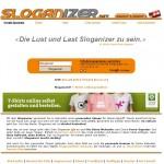 Slogan Generator – kostenlos mit sloganizer.net