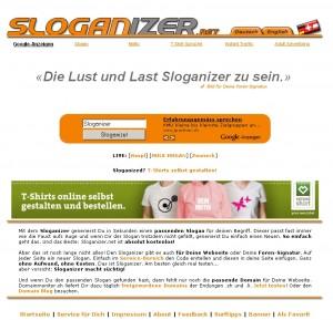 Slogan online Generator
