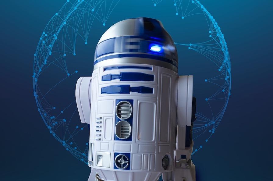 R2D2 Sprache übersetzen