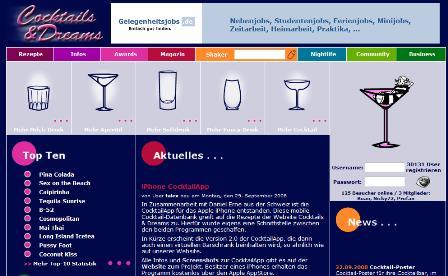 cocktail Rezepte online