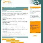 Gratis online GANTT-Diagramme (Projektmanagement) – mit GanttProjekt