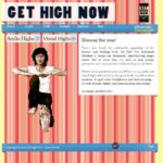 High sein ohne Drogen – optische Täuschungen mit gethighnow.com