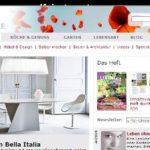 Wohn- und Gestaltungsideen für Wohnraum, Küche, Bad, Kinderzimmer, Garten – mit livingathome.com