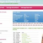 Feiertage Schweiz, Österreich und Deutschland – feiertage-schweiz.ch gibt Auskunft
