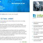 Ein gratis IQ-Test – mit iq-test.org
