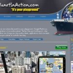 Google Earth als Flugsimulator, Helikopter Simulator, Schiff Simulator – mit planetinaction.com