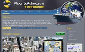google earth als flugsimulator helikopter simulator schiff simulator mit. Black Bedroom Furniture Sets. Home Design Ideas
