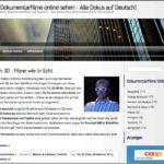 Doku stream Deutsch – die besten Dokumentarfilme online sehen – mit dokumentarfilm24.de