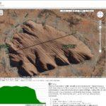 Höhenprofil mit Google Maps erstellen und berechnen – mit geocontext.org