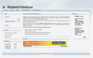 Email Wegwerfadresse Ein Cooler Gratis Dienst Mit Wegwerf Email