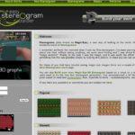 Stereogramm selber machen – 3D Bilder selber erstellen – mit easystereogrambuilder.com