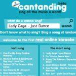 Karaoke kostenlos – Youtube Videos zum Karaoke singen – mit cantanding.com