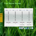 Naturgeräusche – die Musik der Natur mit naturesoundsfor.me