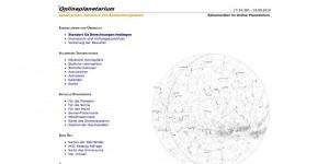 perseiden sturm online sternenkarten mit dem online planetarium. Black Bedroom Furniture Sets. Home Design Ideas
