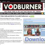 Skype Gespräch und Video aufnehmen – mit vodburner.com