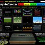 Videospiele Klassiker – Pong, Space Invaders, Donkey Kong, Breakout – mit Telespiele.de