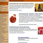 Adventskalender selber basteln – tolle Bastelanleitungen finden Sie auf heimwerker.de