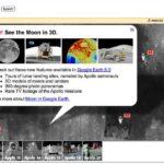 Apollo-Missionen: Infos und Astronautenfotos – mit Google Moon