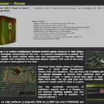 Panzer Spiel – kostenlos download für Mac, PC und Linux – mit NetPanzer.org