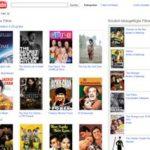 Spielfilme in voller Länge auf Youtube schauen – mit youtube.com/movies
