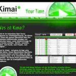 Eine online Arbeitszeiterfassung – kostenlos mit der Open Source kimai