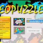 Geopuzzle online spielen – gratis mit geopuzzles.ch