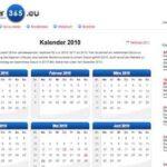 Online Kalender 2017 – mit kalender-365.eu