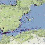 Flugverkehr und Schiffsverkehr über Spanien beobachten…..und vieles mehr – mit localizatodo.com