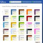 HTML Web-Formular erstellen – mit dem Formular Generator phpform.org