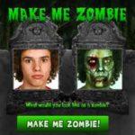 Wie sehe ich als Zombie aus – der Zombie Generator – mit makemezombie.com