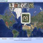Originelle Google Maps Grusskarten erstellen – mit geoGreeting.com