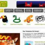 Ein online Tierlexikon für Kinder – mit tierchenwelt.de
