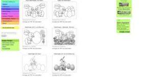 Ausmalbilder Ostern Kostenlos Mit Kinder Malvorlagencom