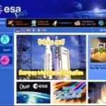 Eine tolle Kinderseite über die Raumfahrt – mit ESA Kids