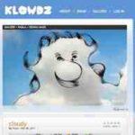 Ein Luftschloss bauen – mit Wolken zeichnen – online mit klowdz.com