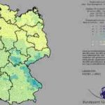 Strahlenwerte Deutschland – online mit dem Radioaktivitätsmessnetz des Bundesamtes für Strahlenschutz