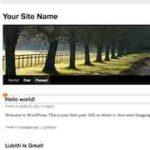 Online WordPress Theme selber erstellen – ein WordPress Theme Generator – mit lubith.com