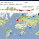 Atomkraftwerk (AKW) Standorte Weltweit – mit voanews.com