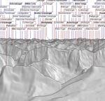 Bergpanorama generieren – online mit Google Maps und Makepanoramas