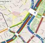 Öffentlicher Nahverkehr von Stuttgart online beobachten – mit nahverkehrskarte.de