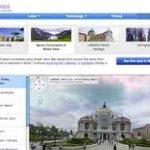 Die schönsten Orte aus Google Street View – mit der Street View Gallery