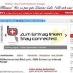 Tolle Schweizer Webseiten – mit bitzli.ch