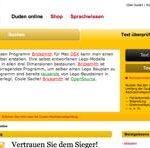 Online Duden Rechtschreibeprüfung kostenlos – mit duden.de
