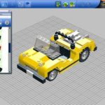 Virtuell Lego am PC bauen für Mac (OS X) und Windows – mit Lego Digital Designer