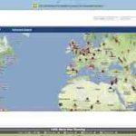 Ausbreitung Masern, EHEC, Grippe, Coli, Hepatitis auf einer Karte – mit healthmap.com