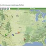 Animierte Landkarten erstellen (Fahrt-Routen, Marker, Bilder, etc) – mit Animaps.com