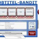 Lustige Jobbezeichnungen online erstellen – mit dem JobTitel Bandit
