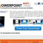 PDF in Powerpoint umwandeln – mit convertpdftopowerpoint.com
